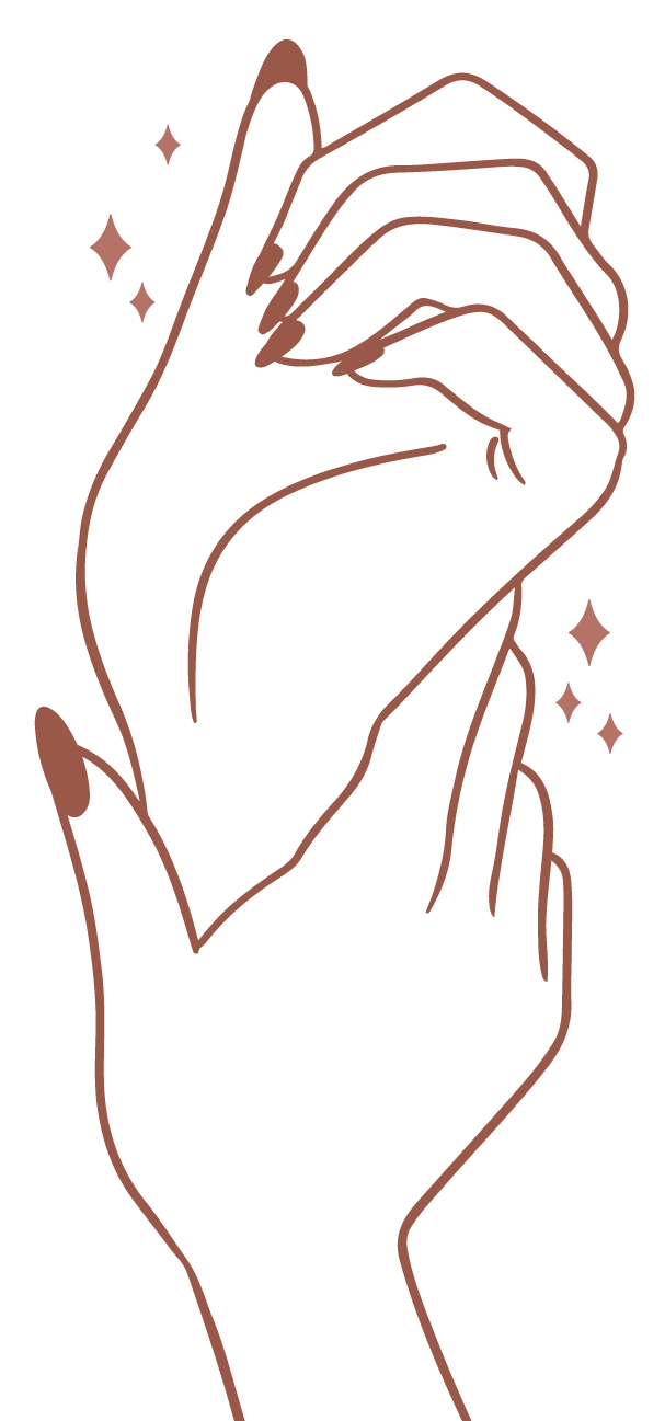 manucure illustration